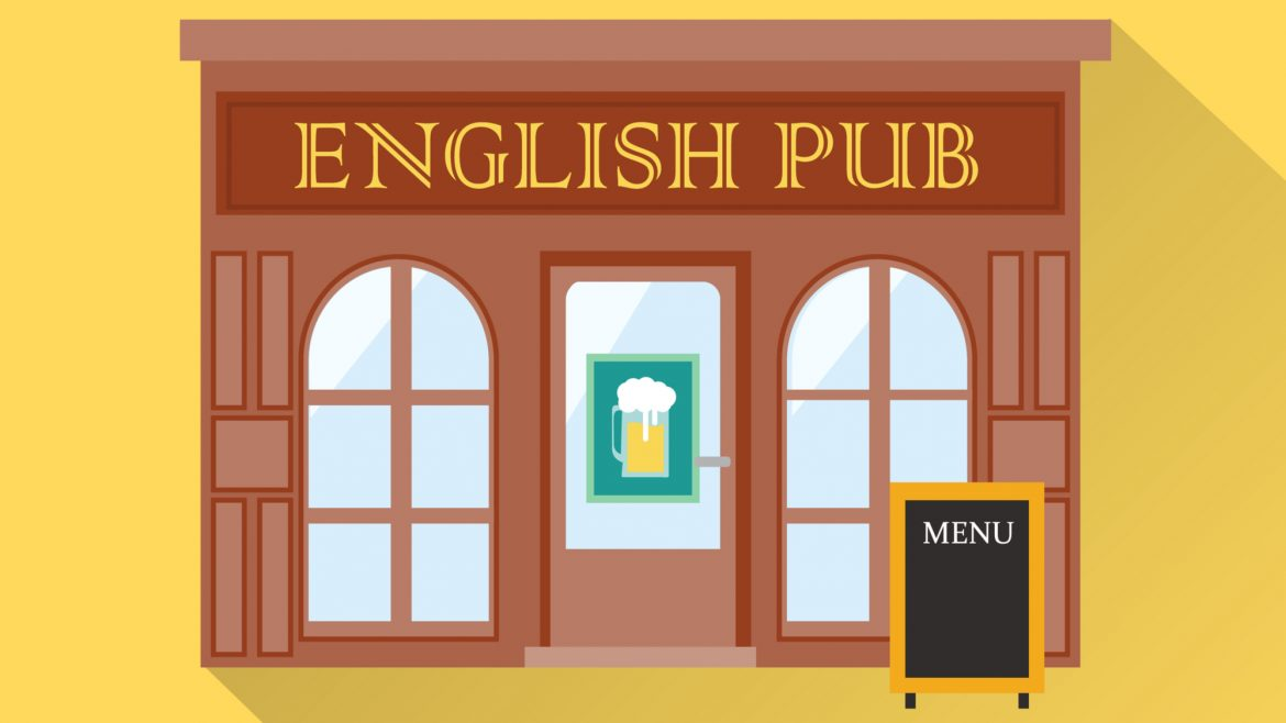 pub trivia vector wallpaper