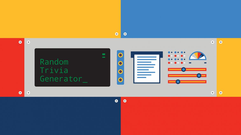 Random Trivia Generator Web App