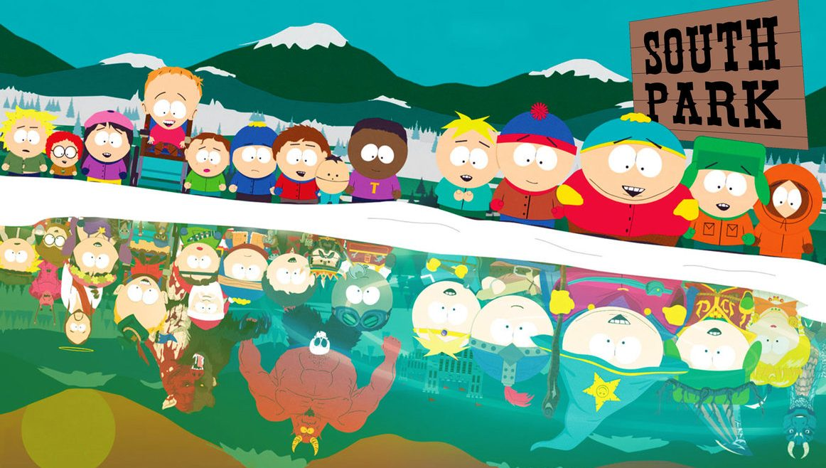 south park trivia wallpaper vector
